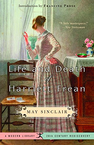 Life and Death of Harriett Frean (20th Century Rediscoveries)
