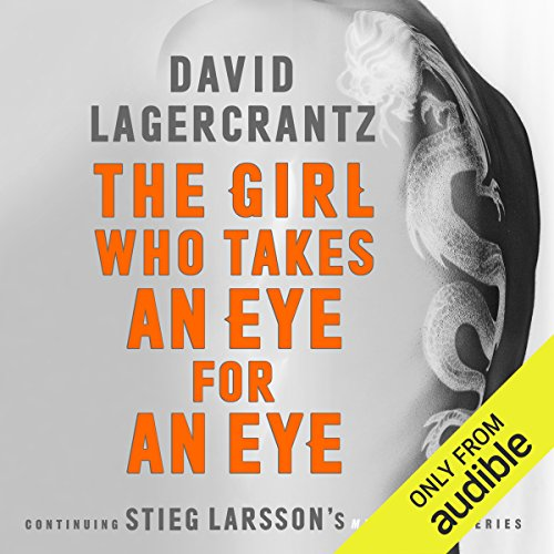 The Girl Who Takes an Eye for an Eye Titelbild