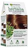 Garnier Color Herbalia Bernsteinbraun, 100% pflanzliche Haarfarbe mit Henna, Indigo und Cassia,...
