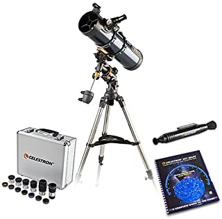 Celestron 31051 Bundle Dual-Purpose Telescope Appropriate for Both Terrestrial and Celestial Viewing