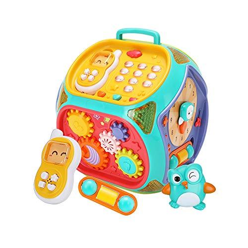 Lihgfw Baby-Spielzeug Baby 0-1 Jahre alt Früherziehung Spielzeug geeignet for den Kindergeburtstag Kinder 7-12 Jahre alt Lernspielzeug