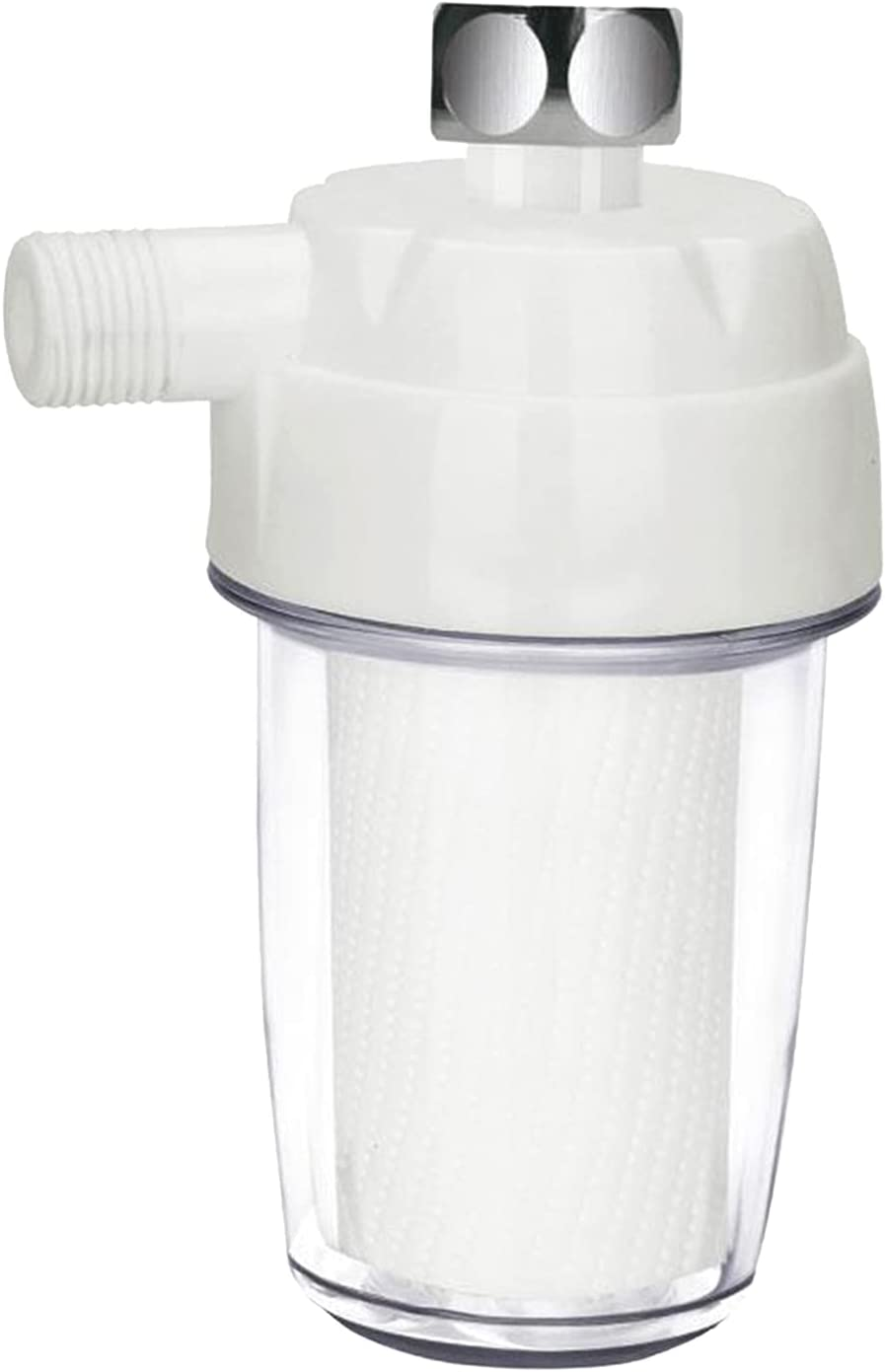 Nobranded Shower Time sale Water Filter Chlo Max 53% OFF Cartridge Chemicals Reduces