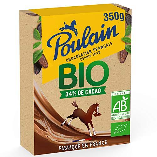 Poulain Poulain Poudre Bio 350g - la Boite de 350g