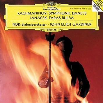 Rachmaninov: Symphonic Dances / Janácek: Taras Bulba