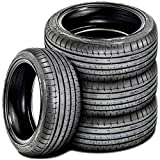 Set of 4 (FOUR) Accelera Phi-R All-Season High Performance Radial Tires-245/35R18 245/35ZR18 92Y XL
