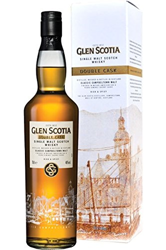 Glen Scotia Double Cask Whisky 0,7 L