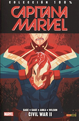 Capitana Marvel 6. Civil War II