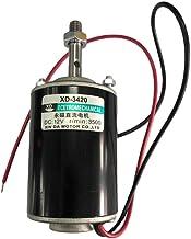 Homyl Motor CC de ímã Permanente Reversível 12V 30W 3500 RPM de Velocidade CW/CCW Controle