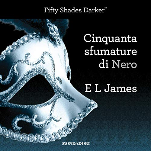 Cinquanta sfumature di nero cover art