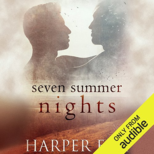 Seven Summer Nights audiobook cover art