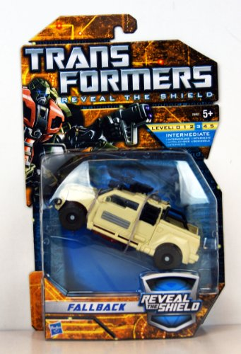 Transformers Reveal The Shield - Fallback