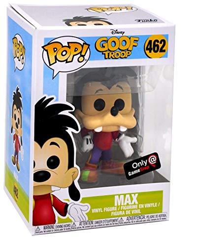 Funko Pop! Disney Goof Troop Max Exclusive Vinyl Figure