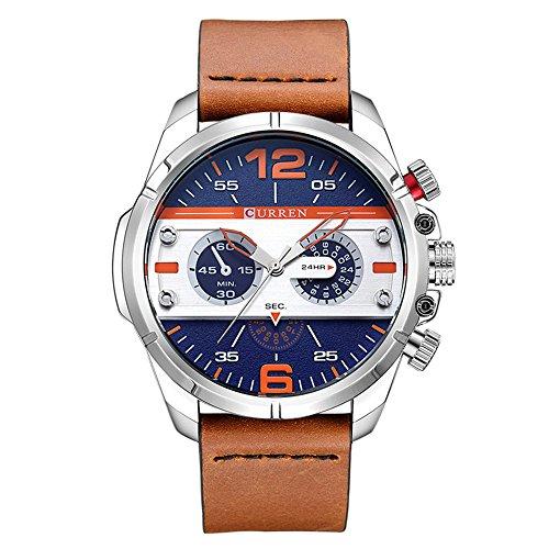 Reloj - Curren - Para - C8259