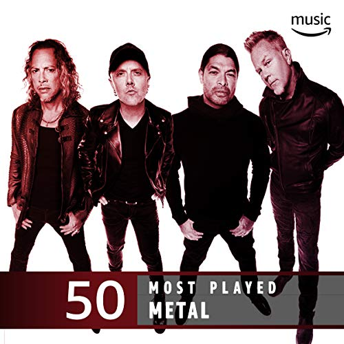 The Top 50 Most Played: Metal