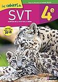Cahier de SVT 4e