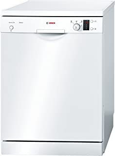 Bosch Serie 4 SMS40C22EU Independiente 12cubiertos A+ lavavajilla - Lavavajillas (Independiente, Blanco, Tamaño completo (60 cm), Blanco, Botones, Giratorio, 1,75 m)