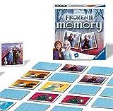 Ravensburger Italy - Disney Frozen 2 Memory in Formato Pocket, 15x15 cm, Gioco...