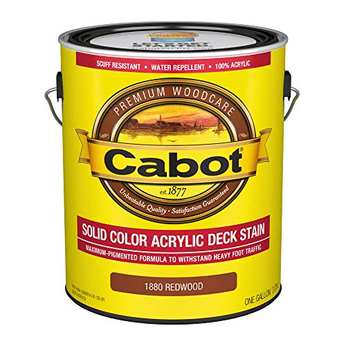 Cabot Solid Color Decking Stain