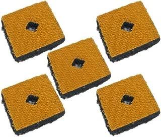 Black & Decker RO600/MS500/MS1000 Mouse Sander Replacement (5 Pack) OEM Pad Tip # 90558556-5pk