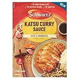 Schwartz Katsu Curry Sauce 37g