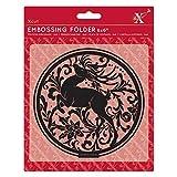 XCUT Embossing Folder, Multi, 6x6
