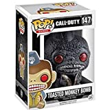 Funko Pop Games : Call of Duty - Toasted Monkey Bomb 3.75inch Vinyl Gift for Game Fans SuperCollection
