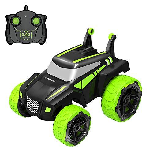 KKmoon RC Stunt Car 2.4Ghz 3D Rotating Drift Stunt Car Climbing Drift Deformação Buggy Car Kids Robot Robô Elétrico Brinquedos para crianças