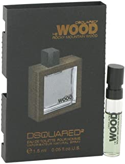 HE WOOD ROCKY MOUNTAIN by Dsquared2, EDT SPRAY VIAL