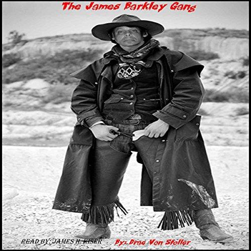The James Barkley Gang cover art