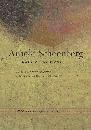 Theory of Harmony: 100TH ANNIVERSARY EDITION