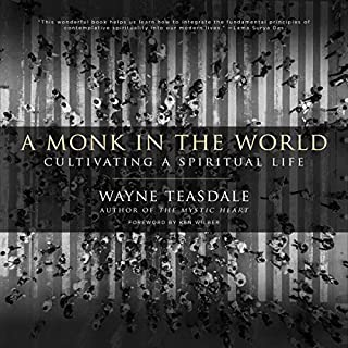 A Monk in the World cover art