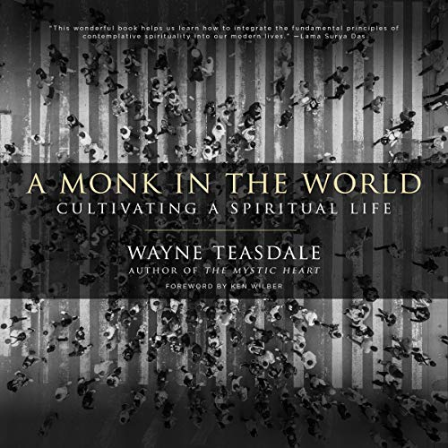 A Monk in the World Titelbild