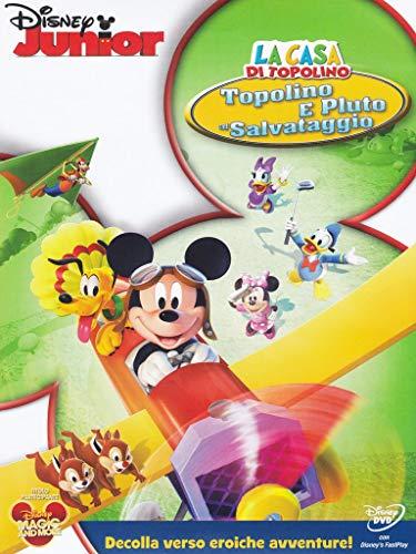 DVD LA CASA DI TOPOLINO-SALVATA(REPACK)V