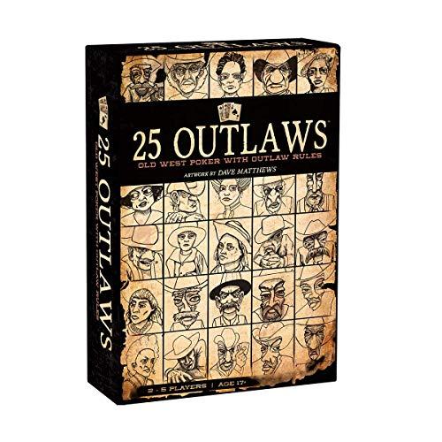 Buffalo Games - 25 Outlaws