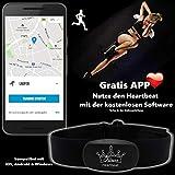 BerryKing Brustgurt mit Bluetooth 4.0 - 6