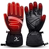 Heated Gloves Electric...image
