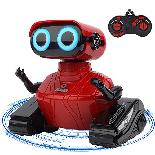 GILOBABY Rc Robot Toys, Remote Control Robot Toys, Walking&Dancing Kids...