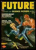 FUTURE SCIENCE FICTION - Volume 2, number 4 - November 1951
