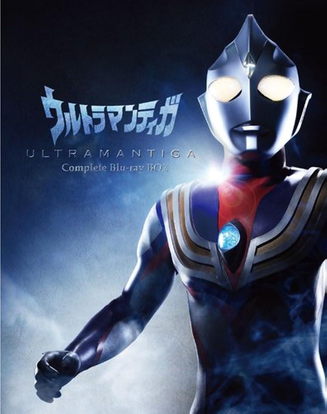 決してホイップフィドルウルトラマンティガ Complete Blu-ray BOX