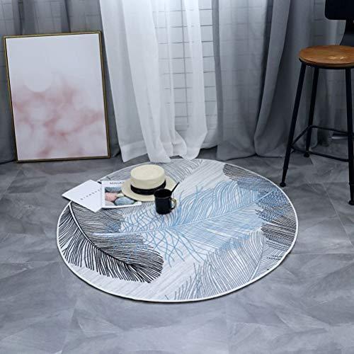 ZI LING SHOP- Open haard Mantelpiece Haard Shaggy Shag pluizige woonkamer gebied tapijt A-100cmx100cm