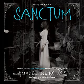 Sanctum audiobook cover art