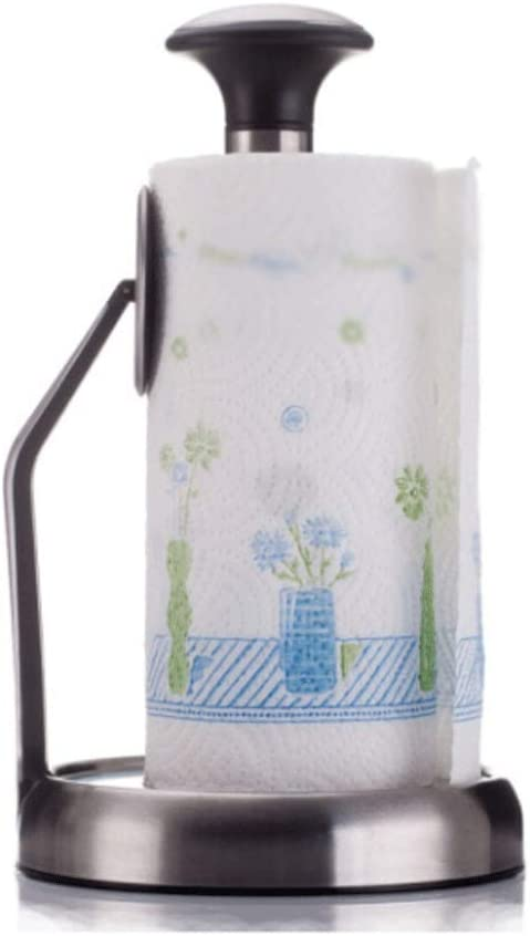 DIAOD Standing Paper Towel Discount mail order Countertop Trust Rol Holder