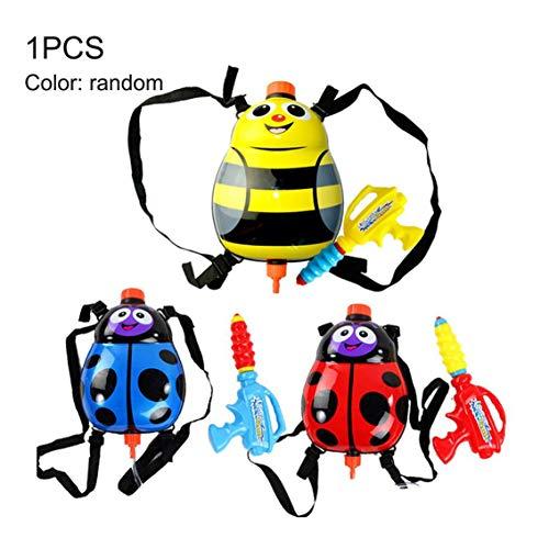 Banbie Kinder Käfer Spaß Rucksack Druck Wasser Werkzeug Sommer Strand Heißer Hochdruckpumpen Wasser Spielzeug