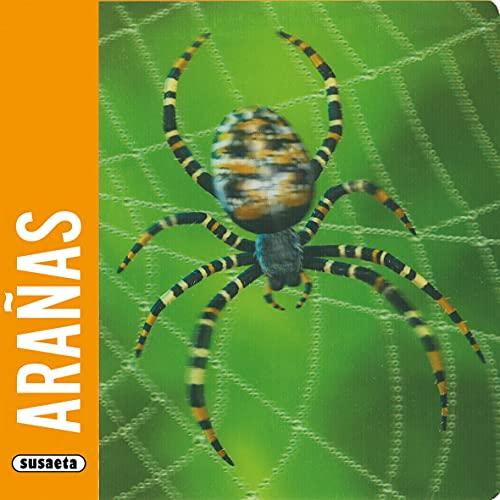 Arañas (Libro lenticular)
