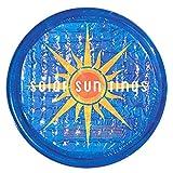 Solar Sun Ring Sunburst Design | SSRA-SB-02
