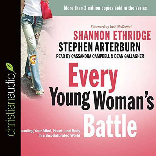 Every Young Woman's Battle audiobook cover art