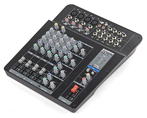 Samson MXP124 MixPad 12-Kanal Live Mischpult / Live Mixer