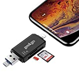 SanFlash PRO USB 3.0 Card Reader Works for Micromax A109 Adapter to Directly Read at 5Gbps Your MicroSDHC MicroSDXC Cards