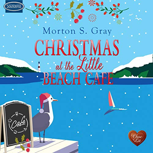 Christmas at the Little Beach Café cover art