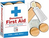 First Aid Notes - Hospital Themed Sticky Notes...